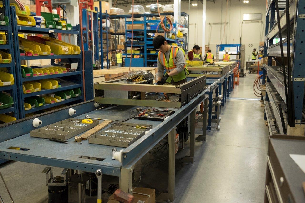 Garaventa lift opens new 115000 sq ft 10000 m2 factory for Www garaventalift com