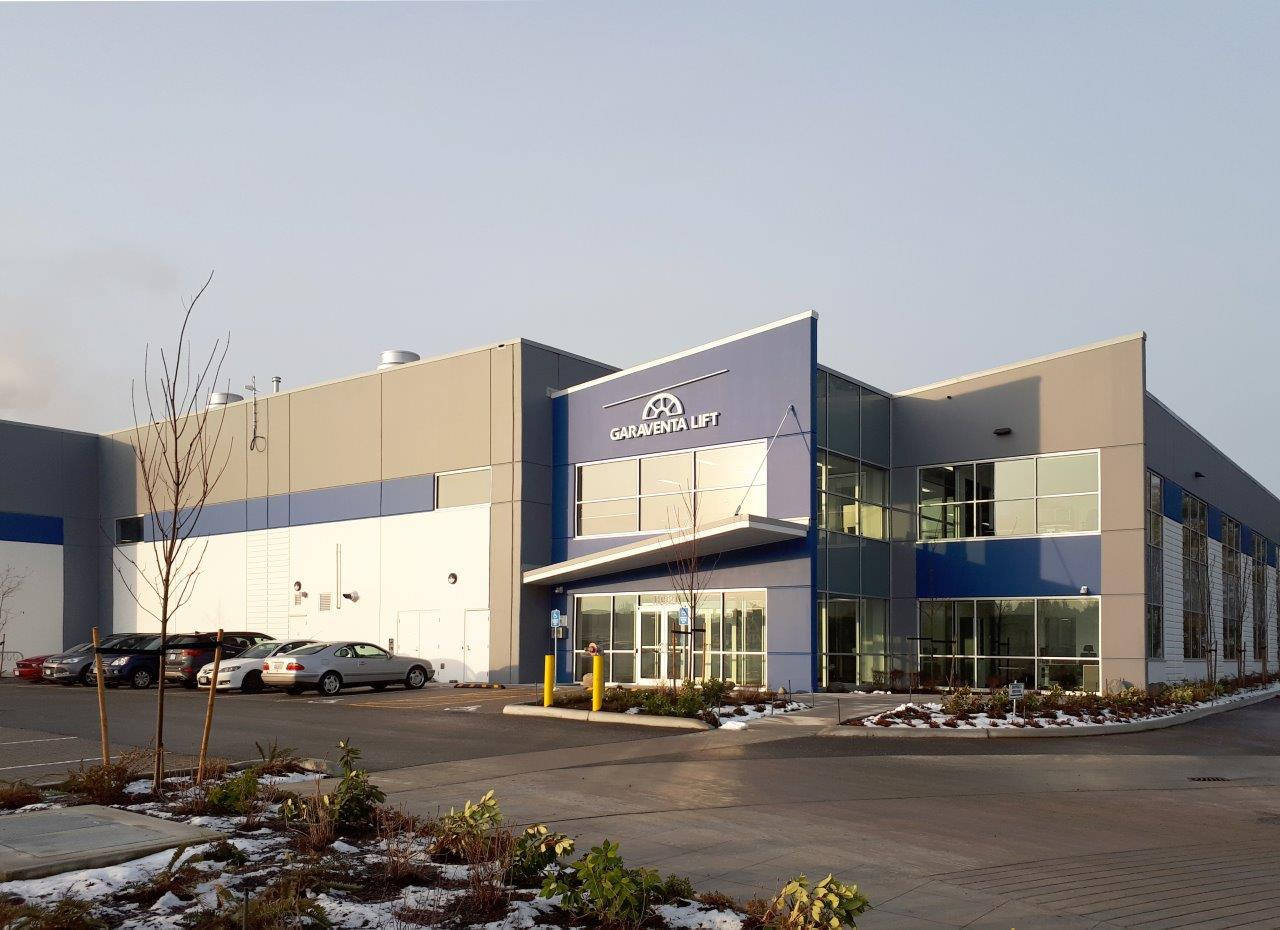 New-factory-outside-building-view