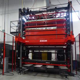 Automatic-storage-and-Retrieval-system